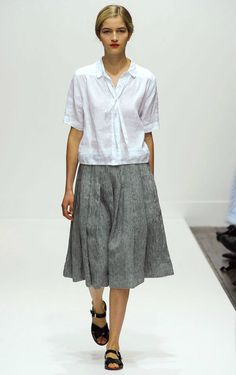 Margaret Howell SS 2012, via style.com