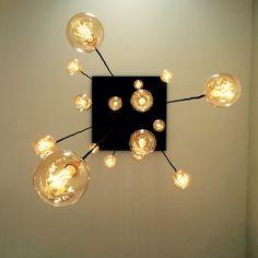 Maatwerk Lampen – Man Cave, Sweet Home, Ceiling Lights, Globes, Lighting, Garden, House, Home Decor, Cluster Pendant Light