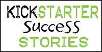 Kickstarter Success Stories - a new series in The IndieBizChicks Podcast.