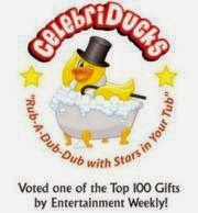 How cool would it be to give your loved one Betty Boop, or Gene Simmons??  In duck form!!  Check out my review of Celebriducks!
