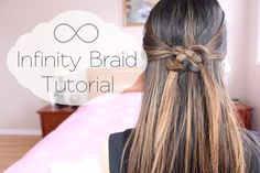 Infinity Braid - All Things Hair