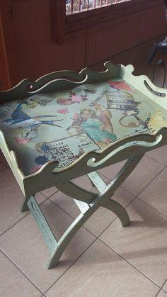 #table #wooden #painting #pictures #amazing #art #birds #flowers #beauity #ahşap #boyama #simitçi #sehpası #sanat #kuşlar #çiçekler #harika