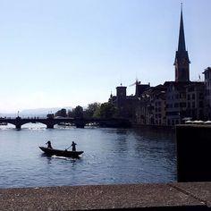 Цурих  вот оно  самое лучшее место для жизни   #этожизнь #осень #новаяжизнь #путешествие #октябрь #2016 #travel #october #traveling #reisen #followme #photoart #switzerland #schweiz #швейцария
