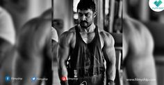 """Actor Shares Photo of His Physique Ahead of Filming for Upcoming Film 'Dangal' This is what we say """"completely and seriously dedicated to work"""" . Mr. Perfectionist back in action Aamir Khan  Comments"""