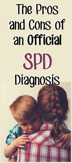 Should You Try and Get an Official SPD Diagnosis if you see signs of sensory processing disorder? #sensoryprocessingdisorder #SPD