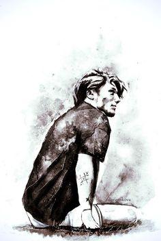 original pinner wrote:  art and stuff aww who drew this its amazing!