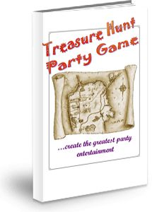 """""""Winter Treasure Hunt Party Game""""  Create fun for the whole family of all ages.  Order now for only $39.90 at http://treasurehuntbook.com/cb/winter_adult_party_game.htm?hop=rcocpa"""