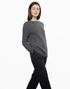I love Wool and the Gangs Stevie Sweater #alliwoolforchristmas