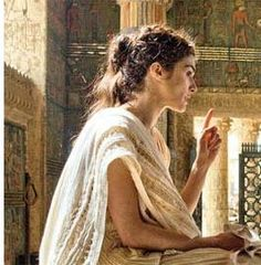 Hypatia dressed in the clothing of a scholar or teacher, rather than in women's clothing. She moved about freely, driving her own chariot, contrary to the norm for women's public behavior. She exerted considerable political influence in the city