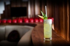 'Jump Start Jetsetter' - the new detox mocktail now available in our US Clubhouses.