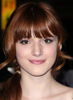 Bella Thorne makeup inspiration | For appointments at Stewart & Company Salon, call (404) 266-9696.