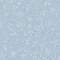 Tapet Linnea New Wallpaper, Photo Wallpaper, Veronica, Drops Patterns, Designers Guild, Wall Murals, Magnolia, Dreaming Of You, Things To Come