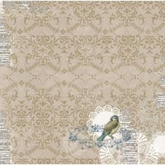 Lacey Vintage Background