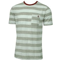#Volcom Mens Knit Othercircle Crew Silver