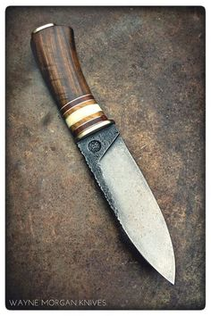 Latest upload by Wayne Morgan Knives