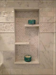 modern banyo niş tasarımları