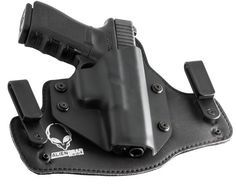 Awesome holster, inexpensive, and amazing warranty and customer service.