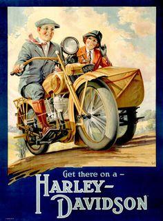 harley davidson art - Google Search
