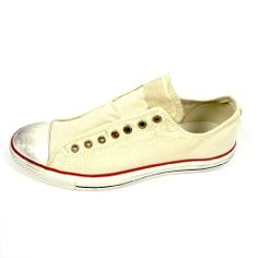 4aadf9a5f9b4 Converse Men s Chuck Taylor Fray Slip Shoe. Parchment (9) Converse
