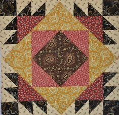 Hello Everyone, I'm a little bit early posting the last blocks for Minglewood. Quilt Block Patterns, Pattern Blocks, Quilt Blocks, Quilting Projects, Quilting Designs, Quilting Ideas, Mug Rug Tutorial, Civil War Quilts, Basket Quilt