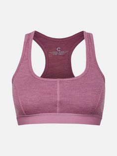 Merinoull topp | 7203783 | Lys rosa | Cubus | Norge Sports, Fashion, Gera, Bra, Hs Sports, Moda, Fashion Styles, Excercise, Fasion