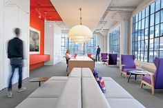 Wired Magazine's Headquarters by Gensler San Francisco