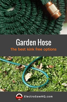 Best Kink Free Garden Hose Review - Investing in a lightweight, kink free garden hose can save you a lot of work during the summer months. The hoses listed on this review will work for simple patio watering or large yards. Whether you're working to keep your grass healthy or watering pots on a patio, the best kink free garden hose of 2018 will help make this chore more enjoyable!