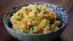 Korean Potato Salad Recipe