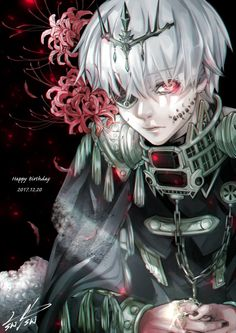 The one eyed king Kaneki Ken ❤️🖤💔 Manga Anime, Manga Art, Anime Guys, Anime Art, Kaneki Ken Tokyo Ghoul, Tokyo Ghoul Fan Art, Lacuna, Tokyo Ghoul Wallpapers, Anime Lindo