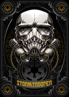 Stormtroopers  By Blackoutbrother