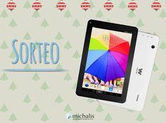 ¡SORTEO Tablet - Woxter QX79 Blanca!