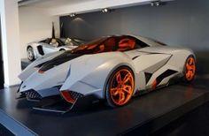 El #Lamborghini Egoísta se exhibirá en el museo Lamborghini #autos #coches #superdeportivos