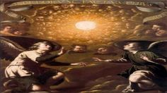 Jerónimo Jacinto de Espinosa Angels Adoring the. Religious Pictures, Religious Icons, Religious Art, Heaven Is Real, Angels In Heaven, San Josemaria, Spanish Painters, Old Paintings, Angel Art