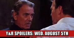 The Young and The Restless (Y&R) Spoilers: Wednesday August 5th Check more at https://soapshows.com/young-and-restless/spoilers/8-5-15