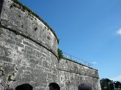 The Bahamas - Nassau Fort Tour( the tours are well worth getting to know the Island History)