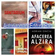 Autori romani-Editura RAO