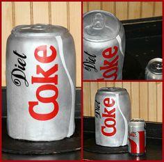 #Diet #Coke #Cake