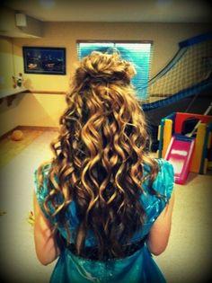 Prom Hair!:) by thebigbiglemon