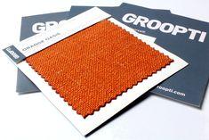 Groopti Fabric Swatches - Duri Chitayat