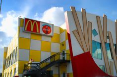 McDonald's World's Largest International Drive Review Orlando, Florida
