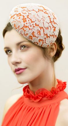 30a8c60f979 Maggie Mowbray Millinery - Occasion Hat.