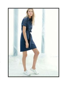 FEB '14 Style Guide: J.Crew Collection Thomas Mason for J.Crew jeweled dress.