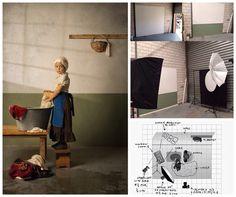 Laundrette... the idea, the space, the light. Bill Gekas http://billgekas.blogspot.com.es/2014/03/laundrette-idea-space-light.html?m=1