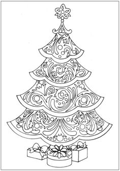 Holiday Adult Coloring Pages Fresh 22 Christmas Coloring Books to Set the Holiday Mood Coloring Pages To Print, Coloring Book Pages, Printable Coloring Pages, Coloring Pages For Kids, Coloring Sheets, Christmas Tree Coloring Page, Creative Haven Coloring Books, Holiday Mood, Holiday Stress