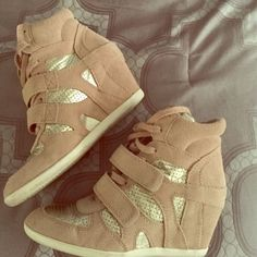 The 73 best Ash Wedge Sneakers ♡♡♡♡ images on Pinterest   Wedges ... 8492a7119ac1