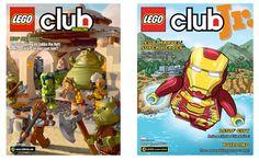 FREE 2-Year Subscription To LEGO Club Jr. Magazine