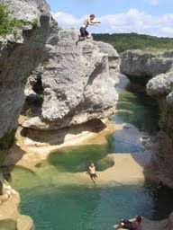 my old hideout spot in Helotes Texas...had a ton of fun here! It really does look like this too!