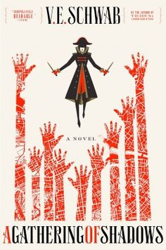 A Gathering of Shadows by V.E. Schwab book review | www.readbreatherelax.com