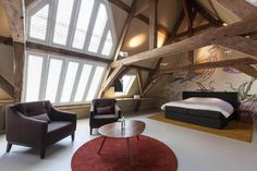 La Suite Sans Cravate | Bruges | Belgium