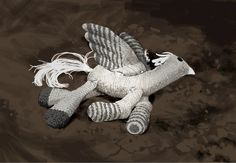 Hippogryph Toy  (Harry Potter and the Deathly Hallows) - Adam Brockbank